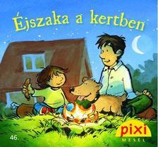Anne-Ev Ustorf - Éjszaka a kertben - Pixi 46.