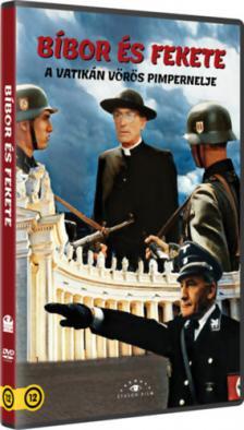Jerry London - Bíbor és fekete - DVD