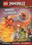 LEGO Ninjago - Kedvenc ellenségek Foglalkoztatókönyv Kai minifigurával