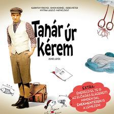 NYITRAI LÁSZLÓ - Karinthy Színház: Tanár úr kérem zenés játék (CD)