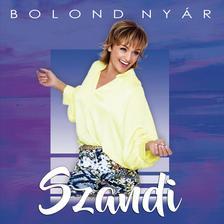 Szandi - Szandi - Bolond nyár (CD)
