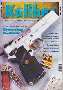 Kalmár Zoltán - Kaliber. 1999. november [antikvár]