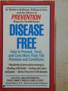 Matthew Hoffman - Disease free [antikvár]