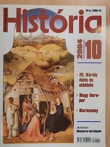 Demény Lajos - História 2004/10. [antikvár]