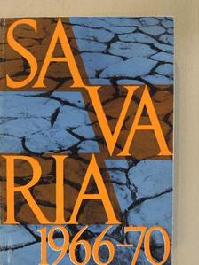 Angyal Endre - Savaria 1966-70 [antikvár]