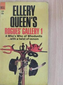 Agatha Christie - Ellery Queen's Rogues' Gallery 1 [antikvár]