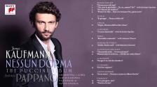 Puccini - NESSUN DORMA CD JONAS KAUFMANN