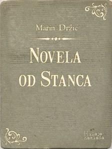 Dr¾iæ Marin - Novela od Stanca [eKönyv: epub, mobi]