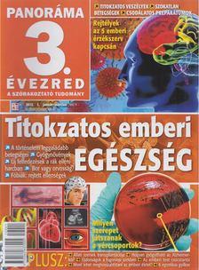 Vámos Éva - 3. évezred - A szórakoztató tudomány 2012. január-március [antikvár]