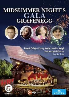 MIDSUMMER NIGHT'S GALA GRAFENEGG CD 2018
