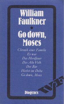 William Faulkner - Go down, Moses [antikvár]