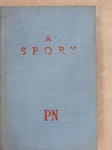 Bárány István - A sport [antikvár]