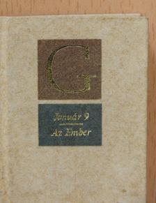 Makszim Gorkij - Január 9./Az Ember (minikönyv) [antikvár]