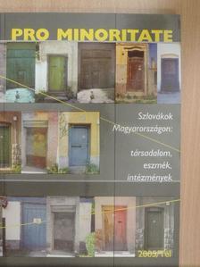 Bottlik Zsolt - Pro Minoritate 2005. tél [antikvár]