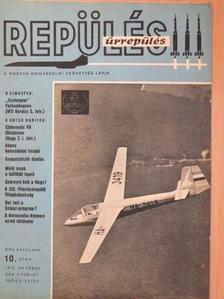 Bács György - Repülés-űrrepülés 1972. október [antikvár]