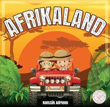 Komzák Adrienn - Afrikaland Társasjáték