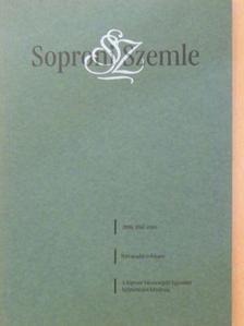 Csekő Ernő - Soproni Szemle 2006/1 [antikvár]