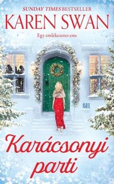 Karen Swan - Karácsonyi parti [eKönyv: epub, mobi]