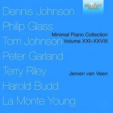 JOHNSON D., GLASS, JOHNSON T., GARLAND - MINIMAL PIANO COLLECTION VOLUME XXI-XXVIII 8CD JEROEN VAN VEEN