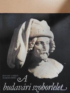 Marosi Ernő - A budavári szoborlelet [antikvár]