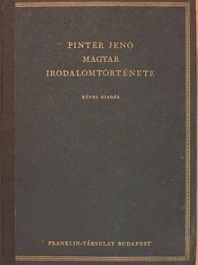 Pintér Jenő - Pintér Jenő magyar irodalomtörténete I. [antikvár]