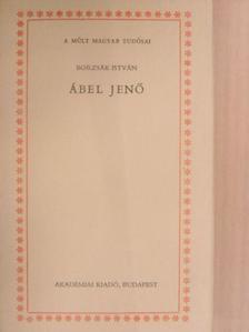 Borzsák István - Ábel Jenő [antikvár]