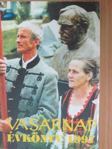 Ábrahám János - Vasárnap Évkönyv 1997 [antikvár]