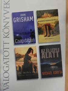 John Grisham - Csapdában/Sodró szenvedély/Az éj leple alatt/Én, Mona Lisa [antikvár]