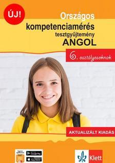 Pojják Klára - Országos kompetenciamérés tesztgyűjtemény angol nyelv - 6. osztályosoknak - Ingyenes Applikáció