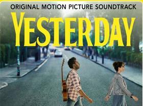 FILMZENE - YESTERDAY - CD
