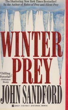 John Sandford - Winter Prey [antikvár]