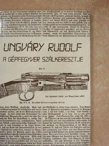 Ungváry Rudolf - A gépfegyver szálkeresztje [antikvár]