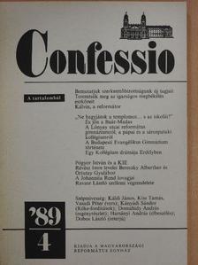 Beke György - Confessio 1989/4. [antikvár]