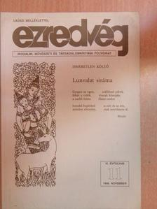 Bálint György - Ezredvég 1996. november [antikvár]