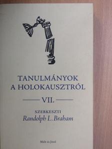 Dunai Andrea - Tanulmányok a holokausztról VII. [antikvár]