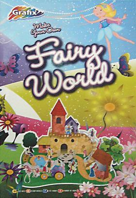 Grafix - Fairy world - Kastély modellkönyv