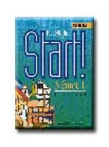 MAROS-GOTTLIEB - Start! Neu német I.- tankönyv