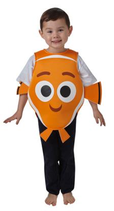 Rubies Szenilla nyomában Nemo jelmez S