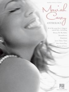 MARIAH CAREY ANTHOLOGY. PIANO / VOCAL / GUITAR