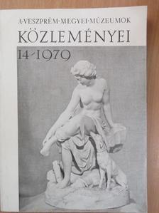 Bilkei Irén - A Veszprém Megyei Múzeumok közleményei 1979/14. [antikvár]