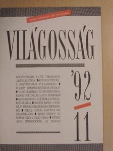Ann Cavoukian - Világosság 1992. november [antikvár]