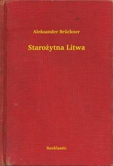 Brückner Aleksander - Staro¿ytna Litwa [eKönyv: epub, mobi]