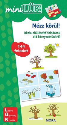 LDI247 - Nézz körül! - Iskola-előkészítő feladatok élő környezetünkről