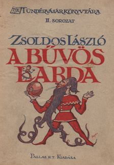 Zsoldos László - A bűvös labda [antikvár]