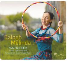 Balogh Melinda - Napkerék - CD