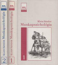 Klein Sándor - Munkapszichológia I-II. [antikvár]