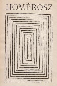 HOMÉROSZ - Odüsszeia / Homéroszi költemények [antikvár]