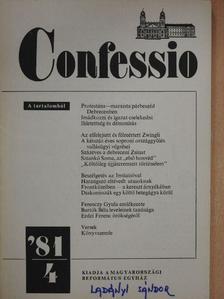 Benczédi László - Confessio 1981/4. [antikvár]