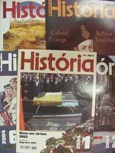Andrásfalvy Bertalan - História 2004. (nem teljes évfolyam) [antikvár]