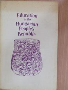 Randolph L. Braham - Education in the Hungarian People's Republic [antikvár]